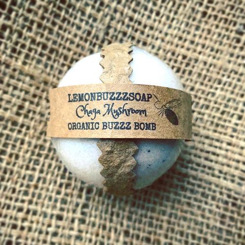 Organic Chaga Mushroom Buzzz Bomb
