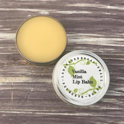 Vanilla+Mint Lip Balm