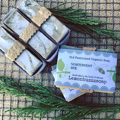 Northwest Rye Organic Soap