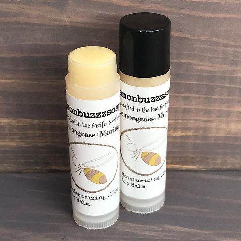 Lemongrass+Moringa Lip Balm