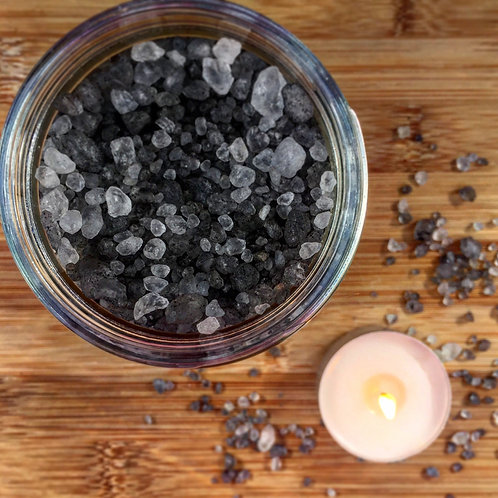 Midnight Lavender Dead Sea Mineral Bath Soak