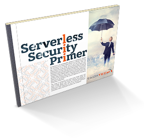 TachTech Serverless Security Primer eBoo
