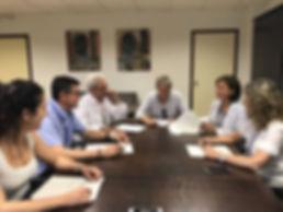 Acuerdo colaboracion hospital reina sofia