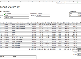Generate Excel Documents from Quick Base