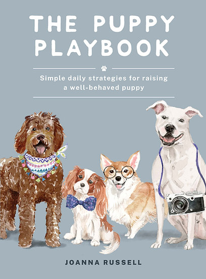 The Puppy Playbook