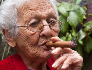 Seniors Reap Great Health Benefits When They Quit Smoking