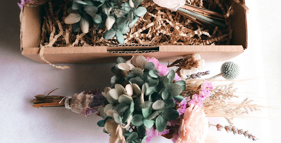 The Little Crystal Posy