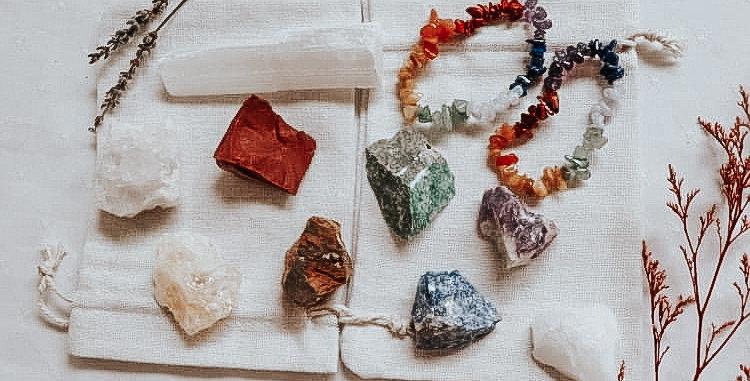 Chakra Balance & Healing Set