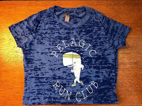 Run Club Burn-out T-shirt