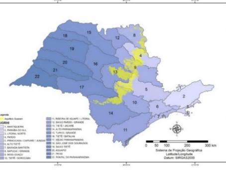 ÁREAS DE AFLORAMENTO DO AQUÍFERO GUARANI (SP) E POLÍTICAS DE RECURSOS HÍDRICOS: medidas para gestão