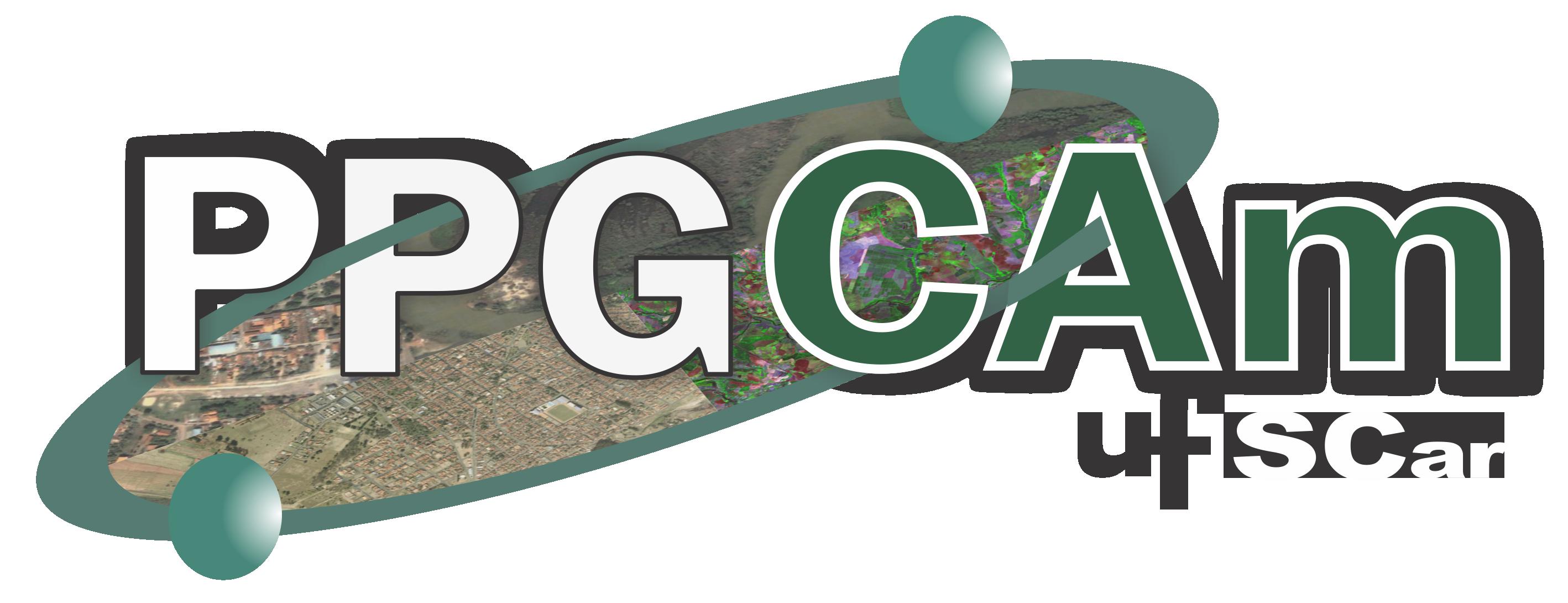 Logomarca PPGCAm