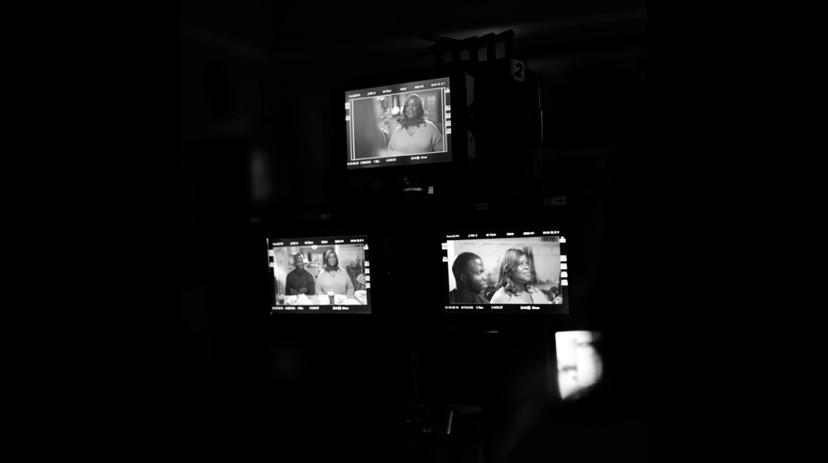 Shooting Good Girls Season 3   Photo Credit: Matthew Lillard