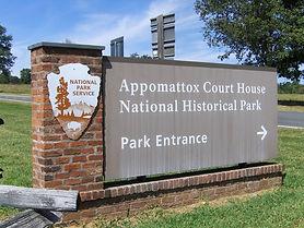 Appomattox CH Entrance