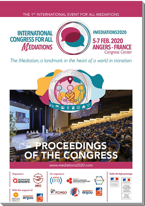 COUVERTURE_CONGRES_A5_MEDIATIONS 2020_GB
