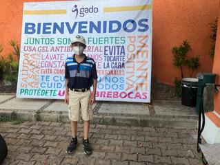 PARTICIPACIÓN DE ALUMNOS DE SECUNDARIA EN LA GIRA GADO