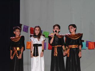 FESTIVAL DE LA FAMILIA PRIMARIA