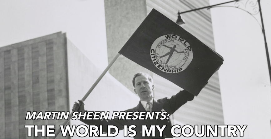 The World is My Country film