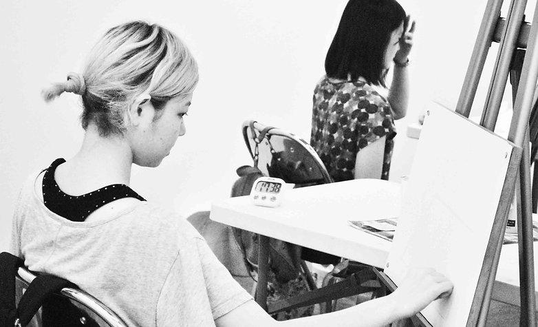 沖縄市 絵画教室