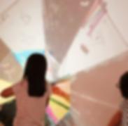 #夏休み子供美術館 ワークショップ