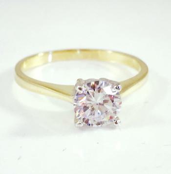 9ct gold and Diamonds