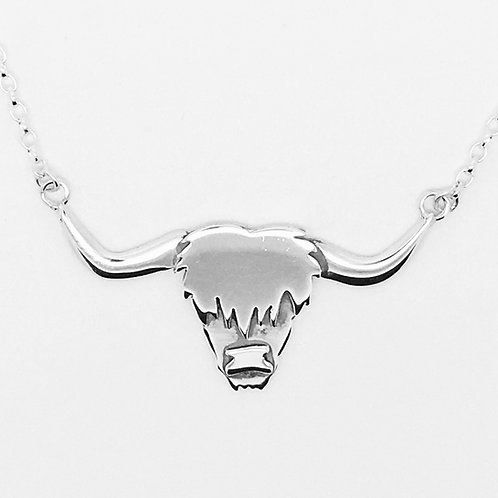 Sterling Silver Hairy Coo