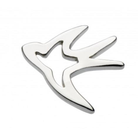 Swallow Stud Earrings