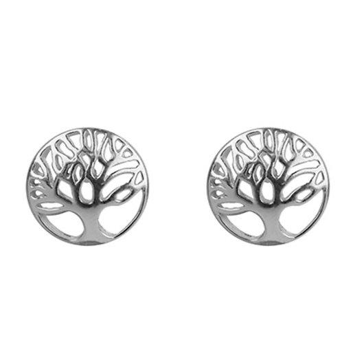 Earrings Tree Of Life Stud