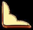 Angolo di Metallo Speciale Oro - Tesi Artigianali Pisa