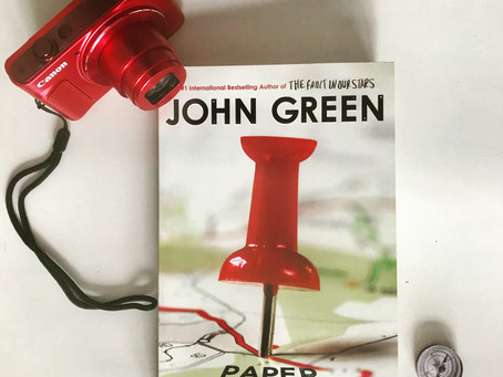 Paper Towns: BookReview