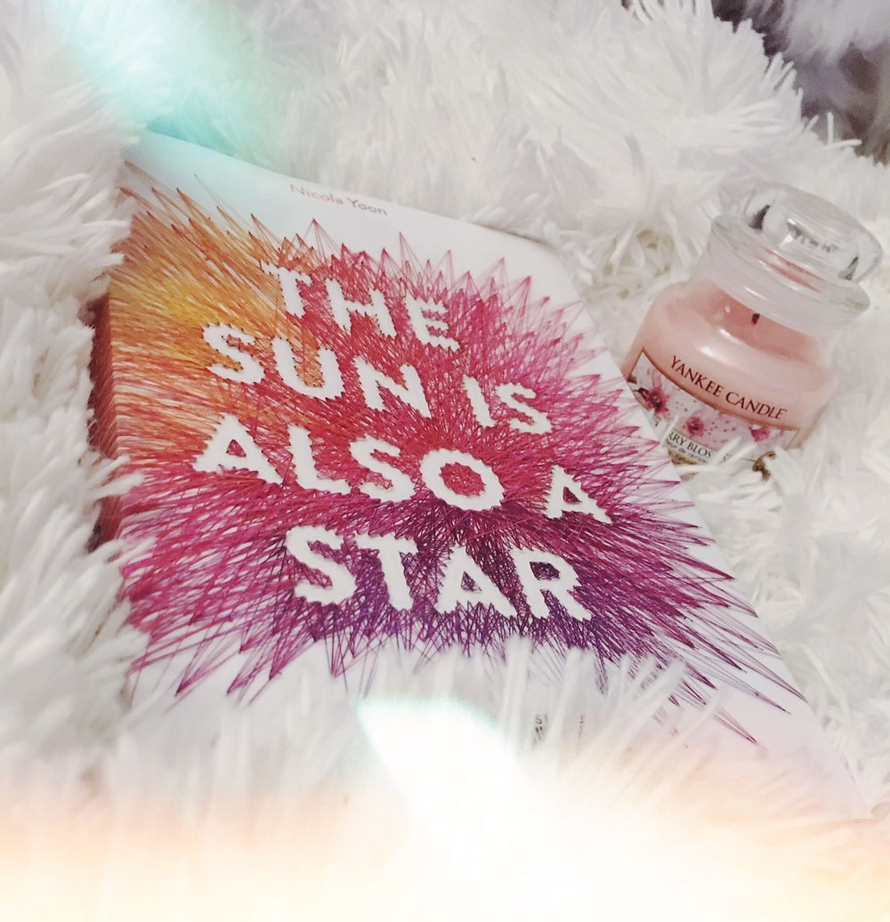 The sun is also a star • Nicola Yoon