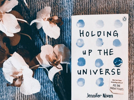 Holding Up The Universe: BookReview