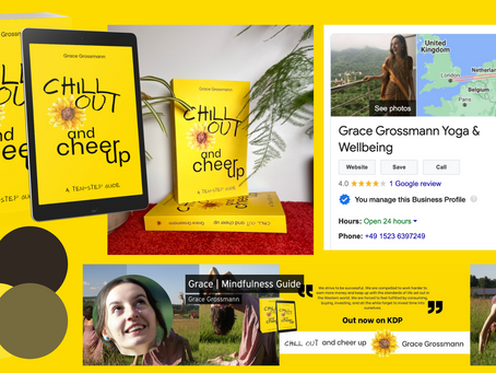 Chill out and Cheer up by Grace Grossmann