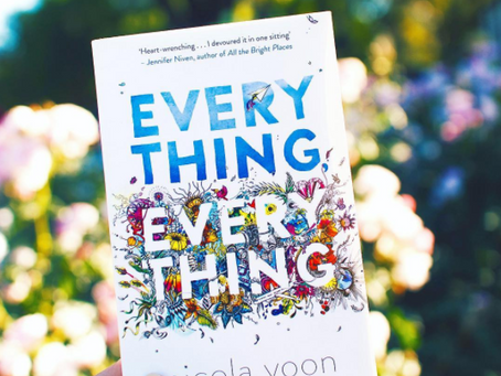 Everything, Everything: Book Review
