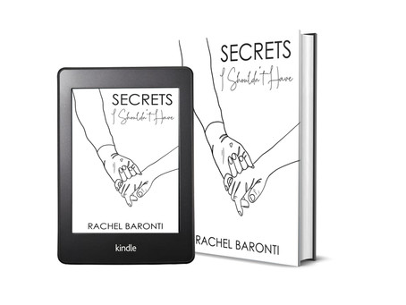 Rachel Baronti begins new poetry collection 'Secrets I Shouldn't Have' with Yellow