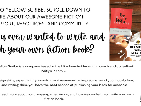 Interview With Miss Kaitlyn Pibernik – The Writing Coach!