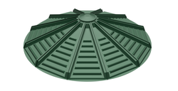 Conical Tank Cover