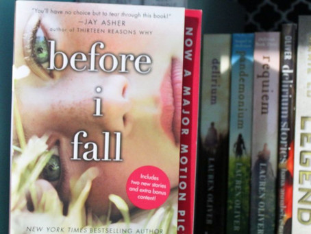 Before I fall: BookReview