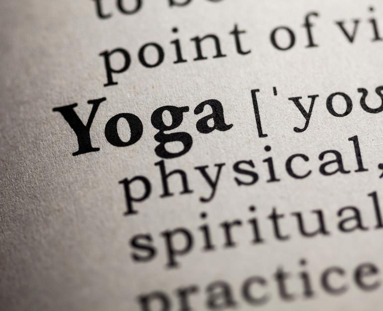 Yoga Schrift