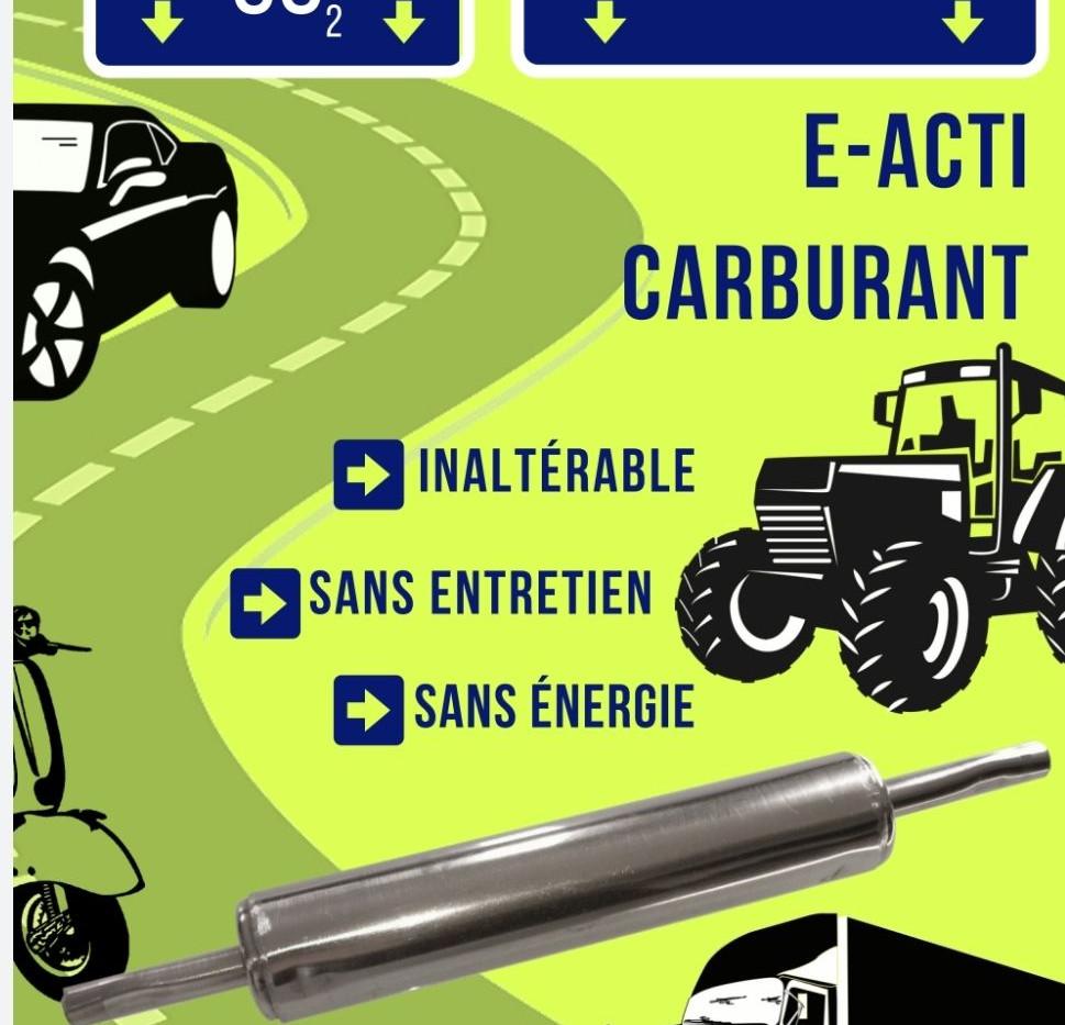E-Clean carburant