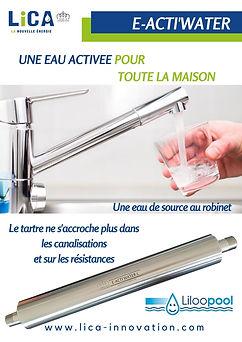 E-Acti'water INOX