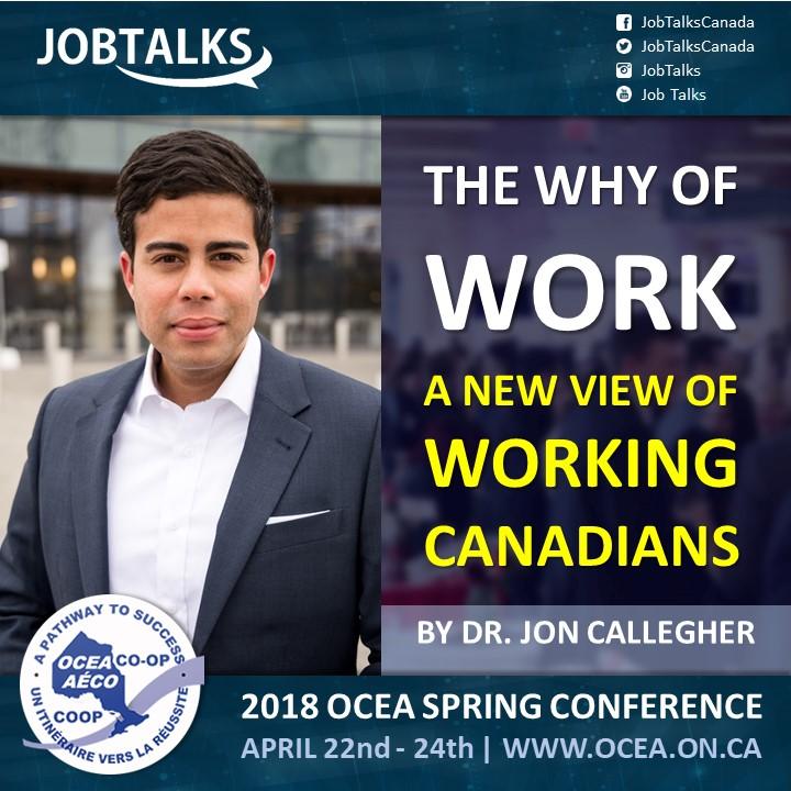Job Talks - Social Media Event countdown