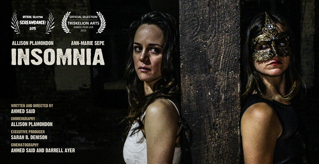 Insomnia Short Film - 2014