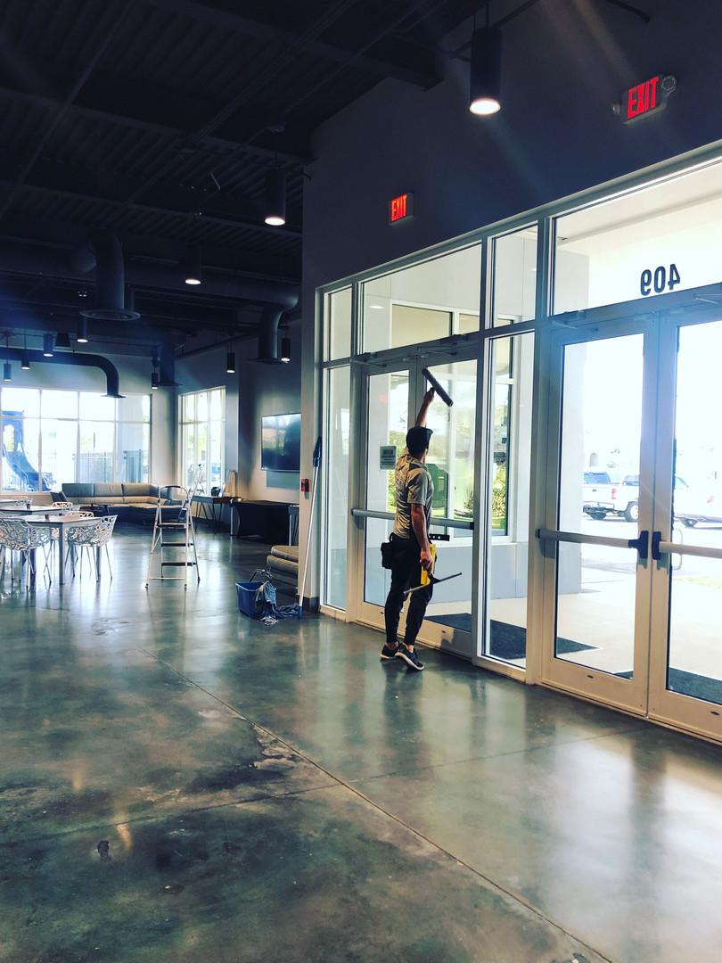Window cleaning Satellite Beach, FL