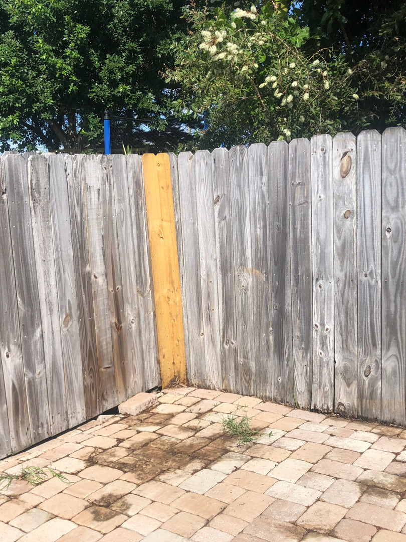 Fence Cleaning Satellite Beach FL