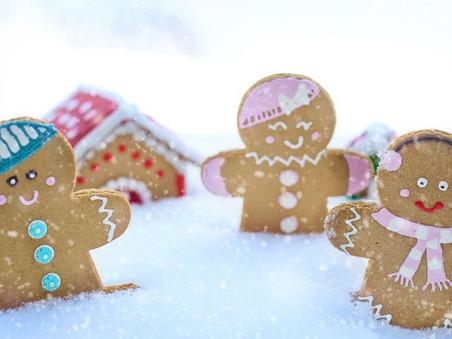 """Piedalies konkursā """"International Gingerbread Wars"""" līdz 16.decembrim"""