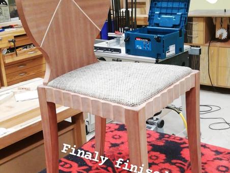 """Pirmā vieta divās nominācijās mūsējiem konkursā """"Krēsls 2020"""""""
