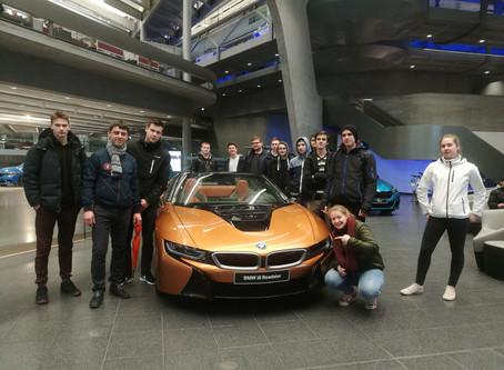 Priekuļu novada vēstis: Tehnikuma jaunieši Erasmus+ mobilitātes projektā
