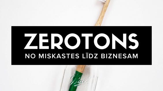 "Pirmo reizi Cēsīs notiks ""Zerotons"" jeb ""zero waste""  biznesa ideju hakatons jauniešiem"