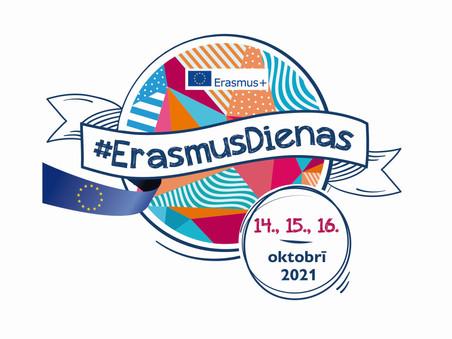 Erasmus Dienas 2021