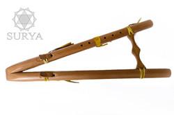 Double-flute